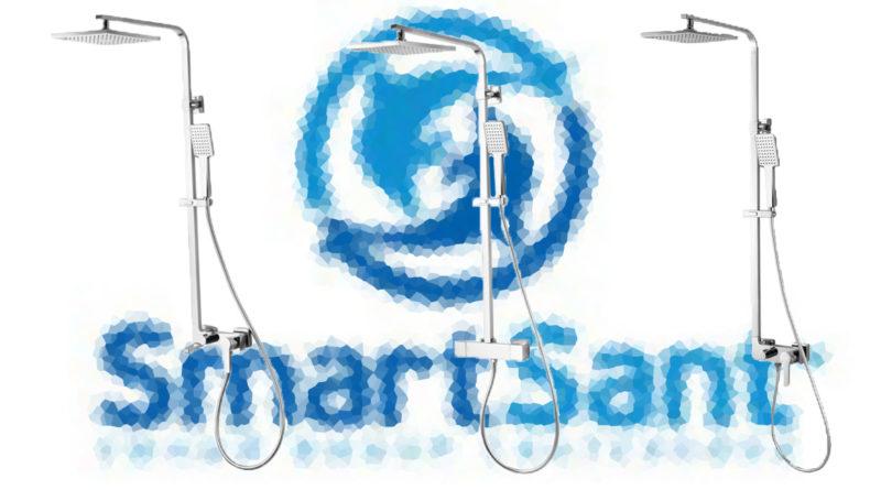 SmartSant. Новый унитаз-компакт и серия душевых систем
