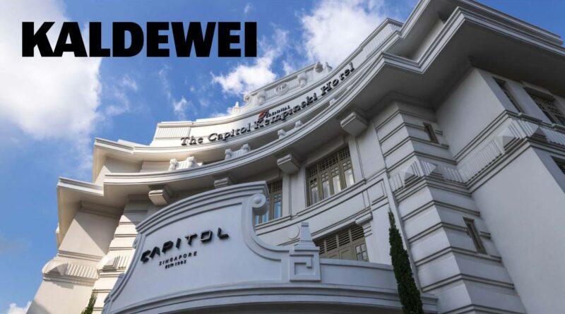 Изделия Kaldewei Meisterstücke украшают собой новую фешенебельную гостиницу в Сингапуре