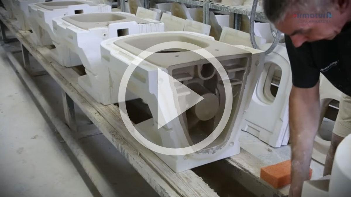 Производство санитарной керамики группа Арматура