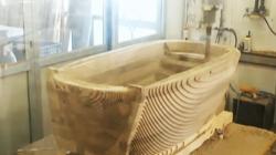 Производство деревянных ванн
