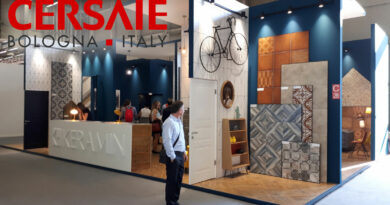 """«Керамин» представит новые коллекции на выставке """"Cersaie-2019"""" в Италии."""
