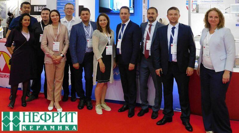 Нефрит-Керамика. Kazbuild 2019 – крупнейшая выставка Центральной Азии