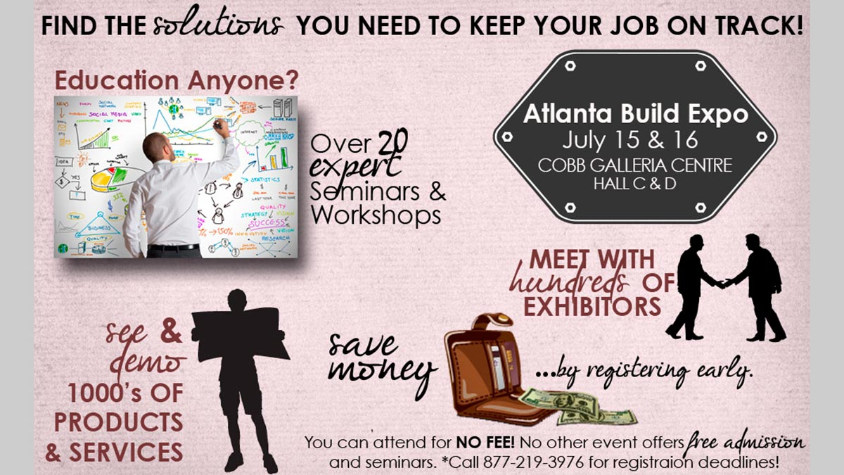 Build Expo Atlanta 2020