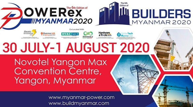 Builders Myanmar 2020