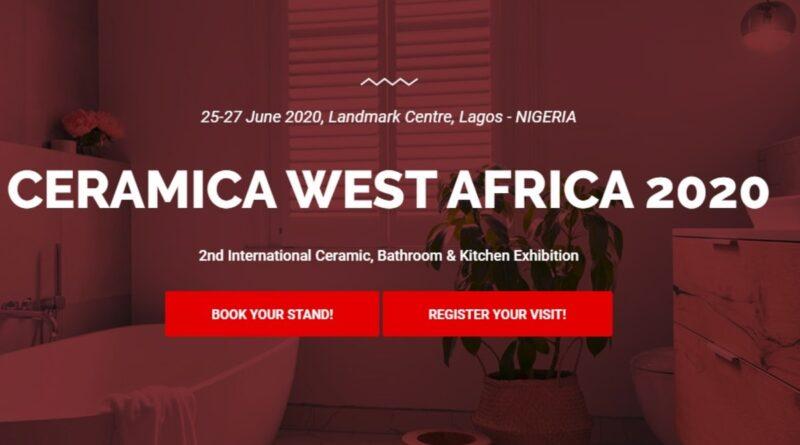 Ceramica West Africa 2020